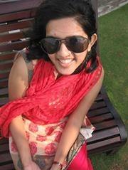 Kavya Menon Travel Blogger