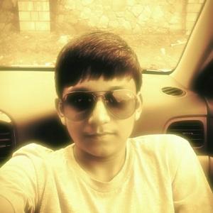 Manthan Shrimali Travel Blogger