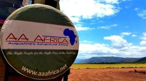 10-Day Safari with AAAfrica.net