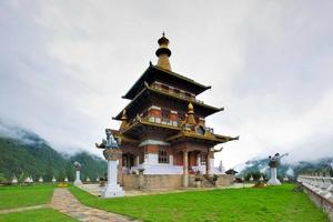 A Road Trip To Bhutan