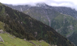Backpack to Triund, Mcleodganj