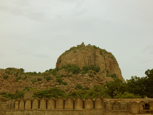 Gingee Fort: A quick backpacking trip from Chennai