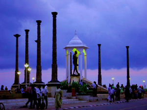 Pondicherry :- Quick and Peach gateway from Chennai