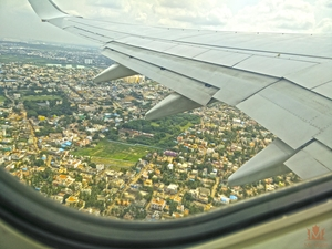 My first flight experience – Goosebumps and a funny lesson