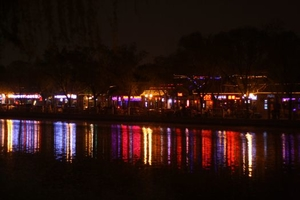 Beijing :- Explore Houhai bar Street and Market