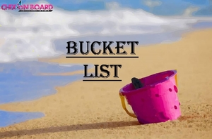The Ultimate 50 Bucket List