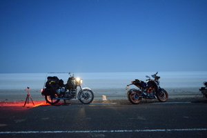 The Great Rann of Kutch Motorbike Expedition