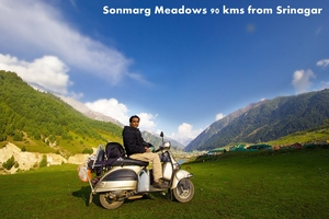 My Ladakh Scooter Ride-Sep 2014