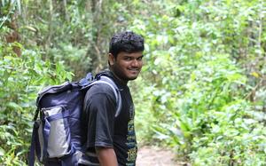 Vinit Patil Travel Blogger