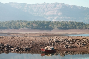 Island Camping at Bhandardara