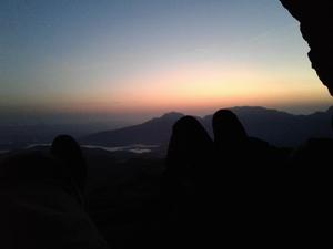 Night Trek to Ratangad