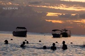 A Mauritian Sundowner