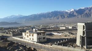 My solo trip to Ladakh.