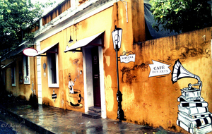 Untold India – Strolling through White Town, Pondicherry