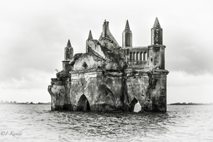 In & Around Bangalore - The Submerged Church