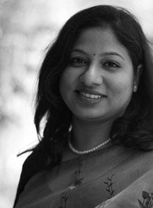 Yamini Vijendran Travel Blogger