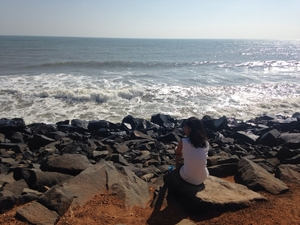 A paradise in pondicherry
