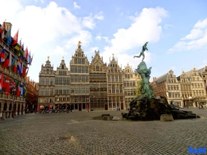 Europe Diaries : Belgium in a day!
