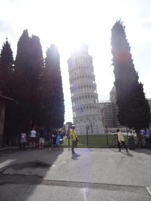 Europe Diaries: Pisa