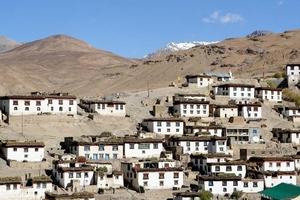 Backpacking Across Spiti [Part 3: Of Mountains and Monasteries]