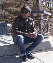 Vinith Jain Travel Blogger