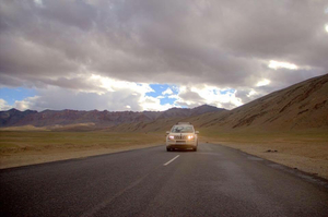 A Road trip of 7000 Kms Hyderabad - Leh