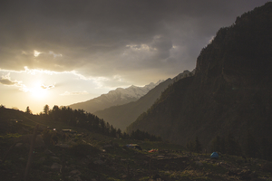 Parvati Valley - The land of Gods.