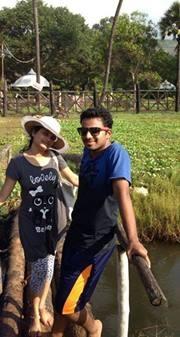 Sasidhar Rokkam Travel Blogger