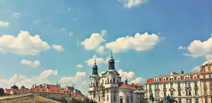 Prague – Eastern Europe Medieval Style