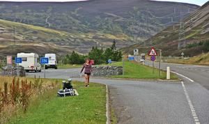 Does hitchhiking in Scotland work?