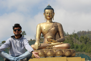 How i backpacked Bhutan in less than Rs.1000 a day