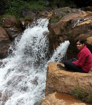 Dielle D'souza Travel Blogger