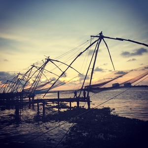 Hypnotic Fort Kochi: Where the pages of history come to life and pull you back in time with them!