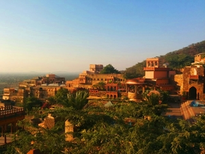 Neemrana - The long and short of a weekend getaway