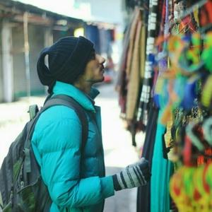 Dharmesh Makwana Travel Blogger