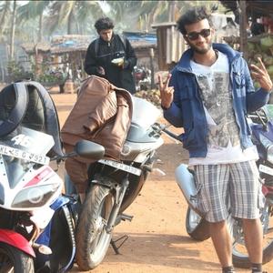 Arun Thomas Travel Blogger