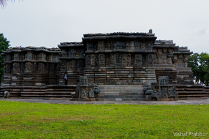 Halebidu - A peek into the glorious past