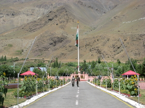 Kargil War Memorial: Drass
