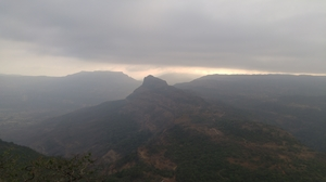 Night Trek Of 2 Girls To Rajmachi, Lonavala