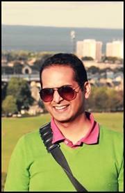 Surbhit Jain Travel Blogger