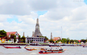 Trip to Bangkok- a city of joy in Asia.