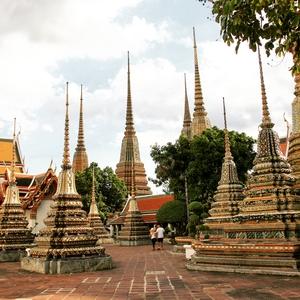 Brighter side of Bangkok