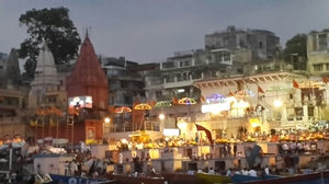 Varanasi: Where man meets his god