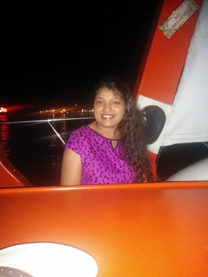 anushree khetan Travel Blogger