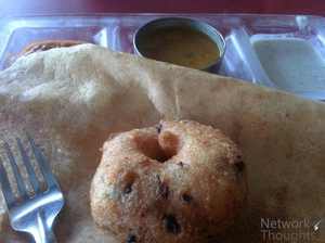 Food and Frolic– A gateway to Pondy