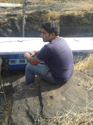 Ankit Rami Travel Blogger