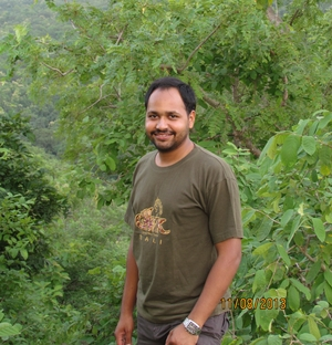 Raunak Parekh Travel Blogger