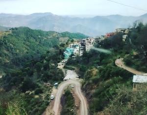 Kasauli -A trip to Himachal