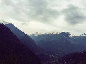 When the mountains were calling again (5 places 10 days) -KASOL-MANIKARAN-TOSH-KHEERGANGA-MANALA