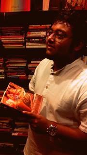 Krishanu Roy Travel Blogger